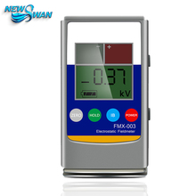 Hot New Professional Handheld FMX-003 Digital ESD Tester Meter Eletrostatic Fieldmeter Static Electricity Meter for Air Blowers