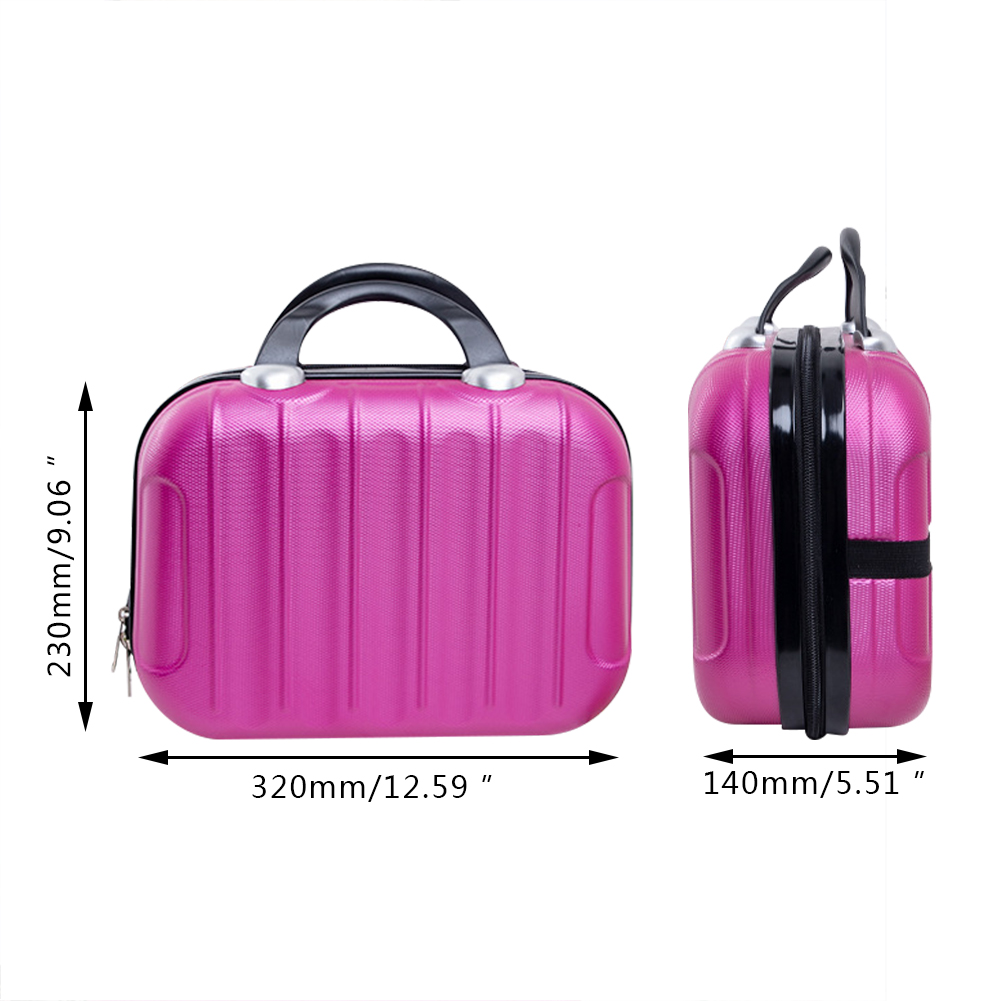 64 Compartment Essential Oil Bottle Travel Bag 15ML Portable Essential Oil Bottle Organizer Case 30