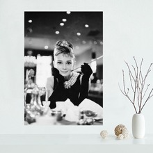 Großhandel Audrey Hepburn Cloth Gallery Billig Kaufen Audrey