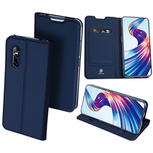 Original Dux Ducis Pu Leather Case For Vivo V15/ Pro Coque Luxury Thin Flip Wallet Case Cover For Vivo V15/ V15 Pro Phone Cases gkk 3 in 1 case for vivo v15 pro case 360 degree full protection hard pc phone back cover for vivo s1 pro case matte funda coque