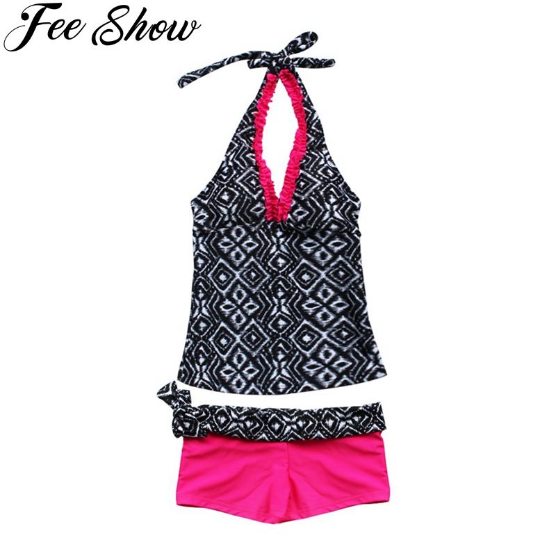 Swimwear Fashion Summer Baby Girls Lace Tulle 3d Floral Bikini Set Swimsuit Swimwear 1-6years