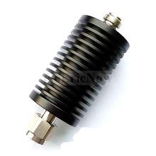 1 шт., радиочастотный коаксиальный разъем 50 Ом, 50 Вт, 1-60 дБ, 0-4 ГГц