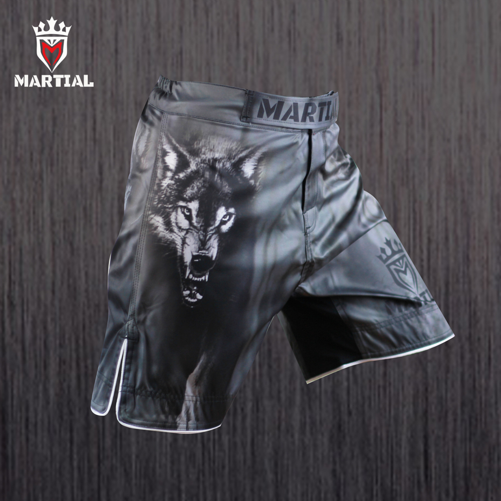 3434cdb8063c2 Buy Best Martial MMA Fight Shorts Fitness CrossFit Kickboxing Bjj Shorts
