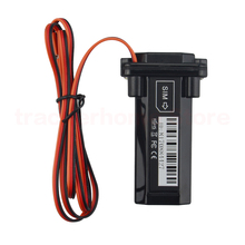 Mini Size GPS Tracker Locator A11 for Vehicle/Cars Motorcycle tracking device with Vibration alarm Builtin Battery 150mAh