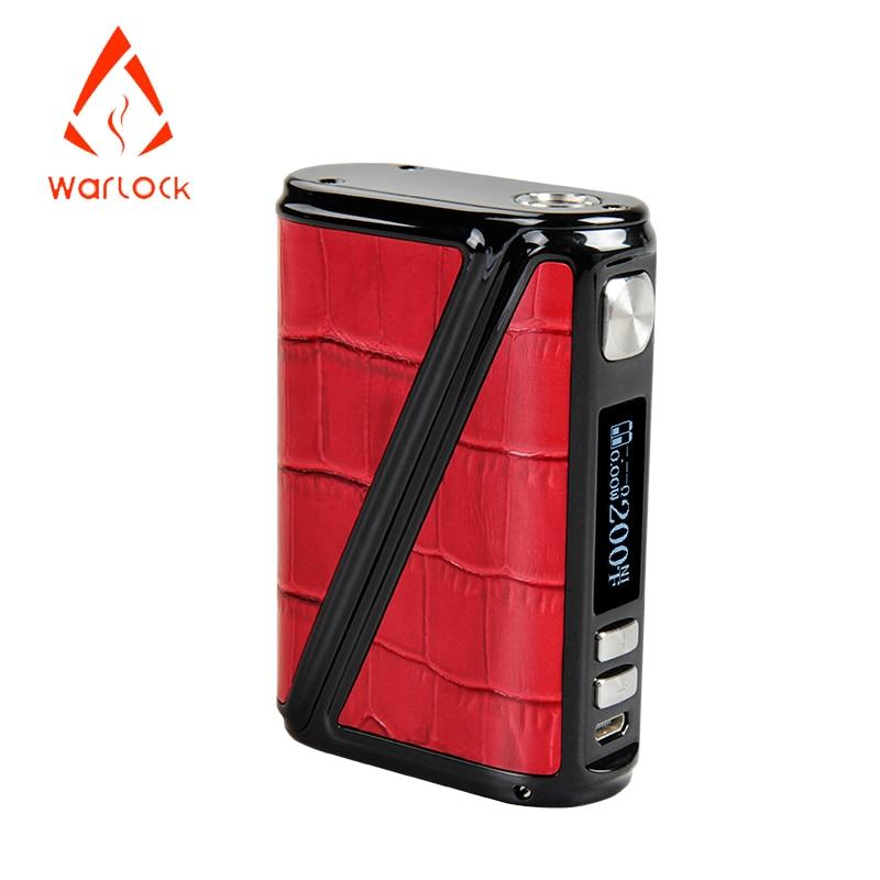 Electronic Cigarette Box Mod Vape 233w TC Support Dual 18650 Battery Vaporizer Electronic Hookah electronic cigarette vape box mod e hookah vaporizer kamry ak 47 1 200w tc mod e cigarette for big smoke ak 47 rda tank x1037
