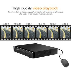Image 5 - VStarcam cámara IP inalámbrica de visión nocturna, grabación de Audio, red CCTV, interior, NVR 8CH + 4 Uds. C7824WIP 720P HD