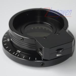 Image 2 - Кольцевой светильник FYSCOPE 120, светодиодный поляризационный кольцевой светильник для микроскопа