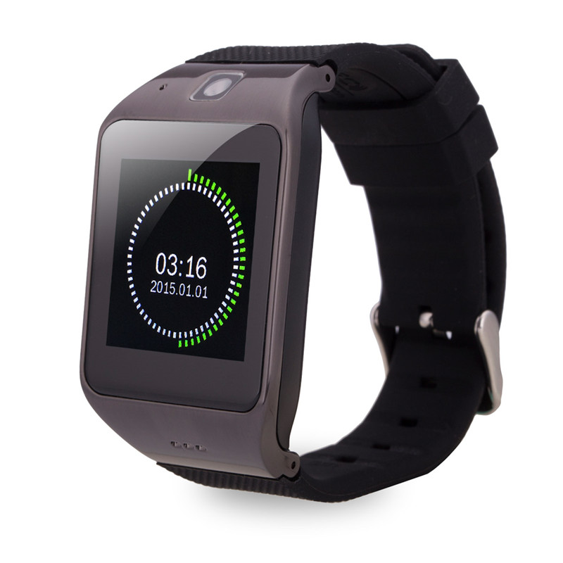 Hot sale! Smart Watch UW1 Smart Bluetooth Watch Phone 1.55 inch TFT Touch Screen Single SIM card MP3 MP4 Player Android Smart Wa