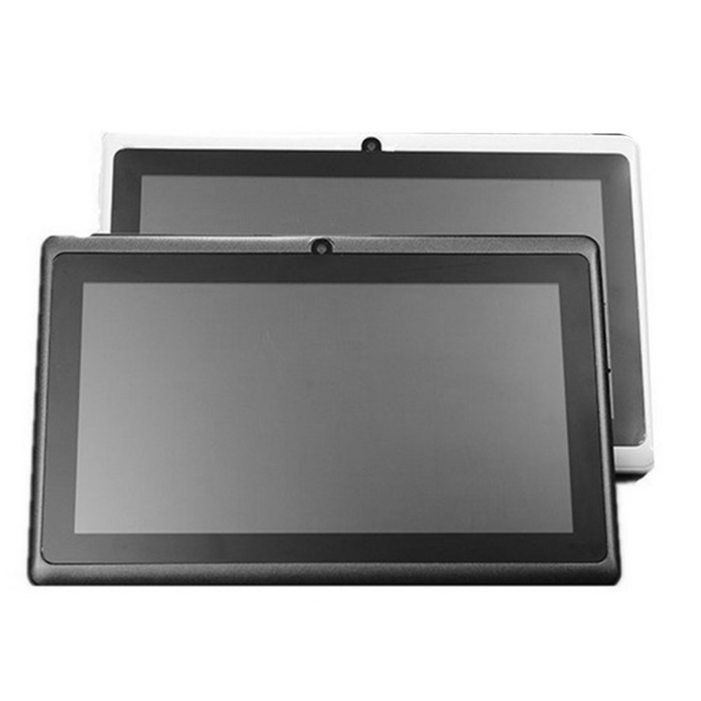New <font><b>7</b></font> <font><b>Inch</b></font> High Resolution Capacitive Screen Car DVD Multimedia Play Tablet 4G Memory Dual Camera Support for Android 5.1 image