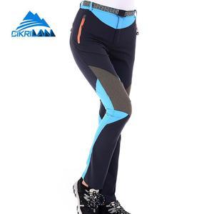 Image 3 - Pantalones deportivos para mujer, pantalón Anti uv, de secado rápido, para acampar, escalada y senderismo, transpirables, ligeros, para pesca y Trekking