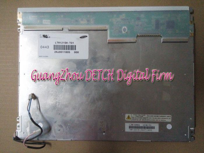 Industrial display LCD screen12.1-inch LTM121SH-T01 LCD screen lc150x01 sl01 lc150x01 sl 01 lcd display screens