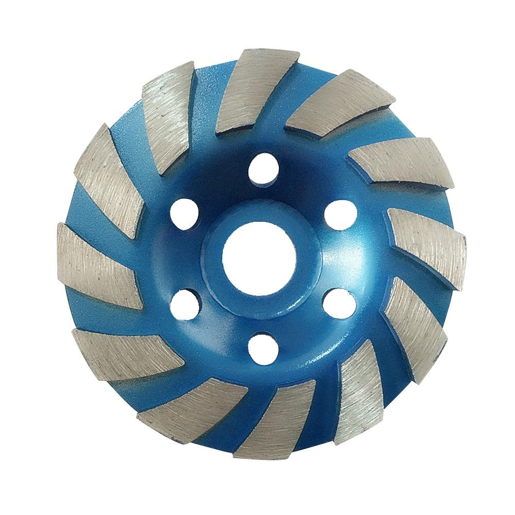 1pc 4inch 100mm Diamond Grinding Cup Wheel Disc Grinder Large Granite Stone