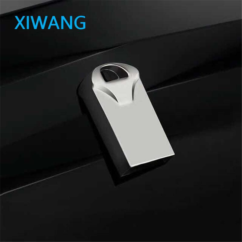 super mini USB flash drive 2.0 pen drive 32gb metal usb stick 64gb flash disk usb 128gb 16gb 8gb 4g pendrive with gift free logo (12)