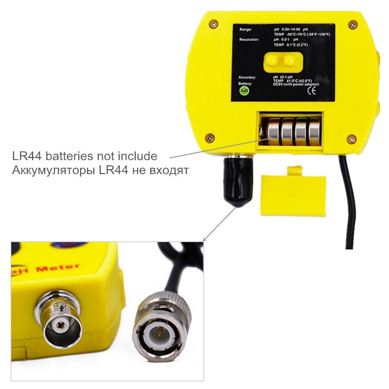 pH-991 acidimeter analisador para aquário piscina 40% de desconto
