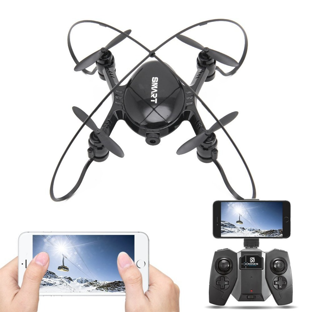 FEIYU FY603 / M7S 2.4G 4CH RC Quadcopter w/ Wifi FPV Camera RTF RC Helicopter UFO Mini Drone RC Quad Copter with Altitude Hold