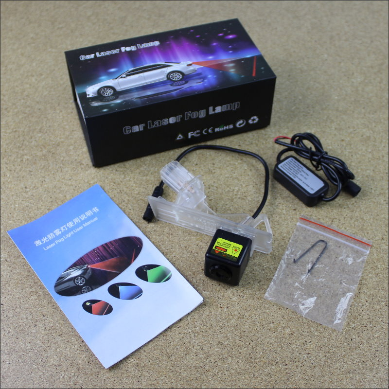 For Dacia Lodgy / Renault Lodgy 2012~2016 Car Modification Fog Lamps Anti Collision Warning Lights Outside Prevent Mist Haze установочный комплект thule 4028 для dacia lodgy renault lodgy 5дв mpv с 2012
