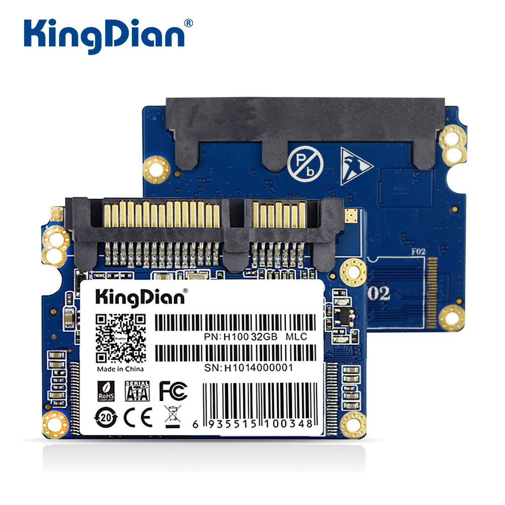 цена KingDian SSD 8GB 16GB 32GB H100 3 Years Warranty SATA SATA2 Hard Drive Disk 8G 16G 32G HDD SSD Factory Directly For Computer