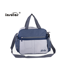 Insular Nylon Diaper Bag Baby Nappy Bags Mother Shoulder Bag Fashion Maternity Mummy Handbag Baby Stroller Backpack new multifunctional striped big baby nappy bags stylish mummy handbag shoulder messenger maternity mother bags baby stroller bag
