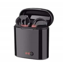 I7s tws sem fio fone de ouvido 3d bluetooth5.0 fones de ouvido android fone para iphone 7 8 plus x xr xiaomi mi 9t + caixa de carregamento esporte