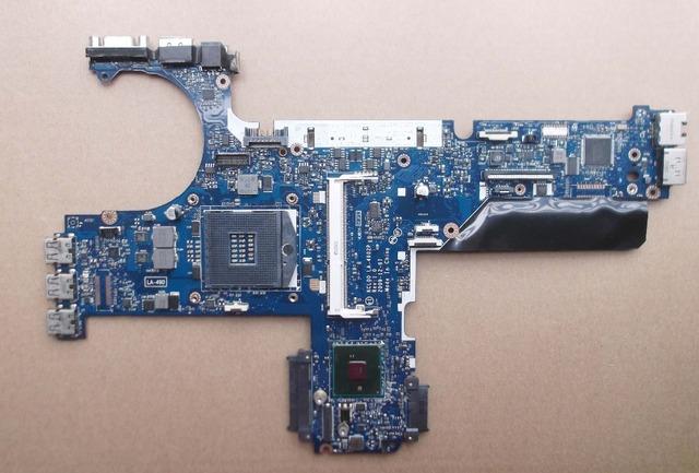 594028-001 laptop motherboard frete grátis para hp elitebook 8440 p placa principal kcl00 la-4902p qm57 gma hd ddr3