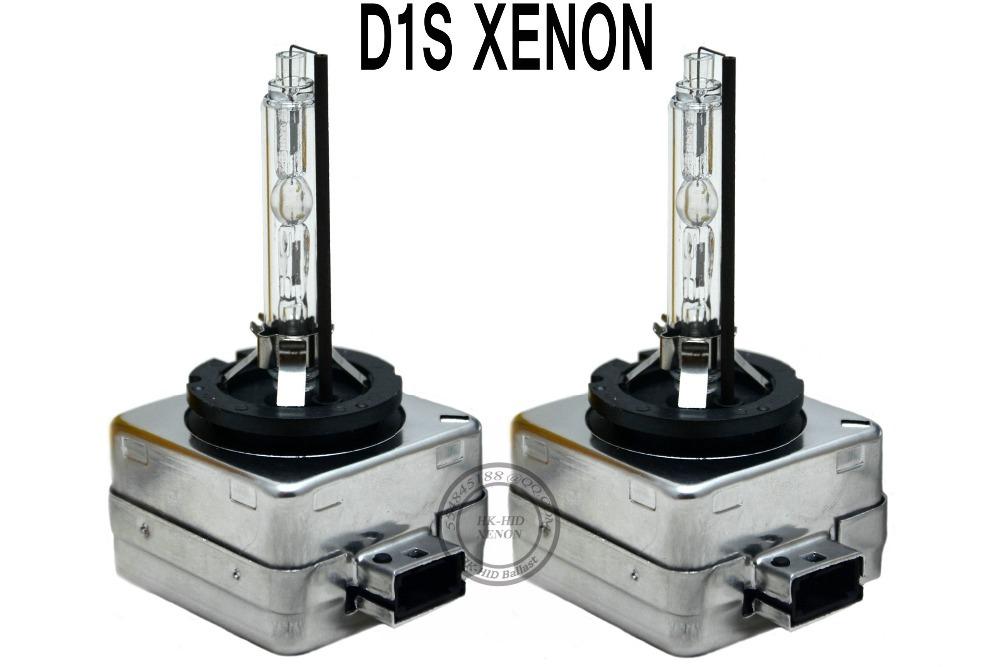 Free shipping 100% Genuine Of Original 2 x D1S Replacement HID D1S XENON Bulbs 4300K 6000K 8000K For all cars with original box 1pcs d2r oem original hid d2r xenon bulb for cars 4300k 5500k warm white cold white