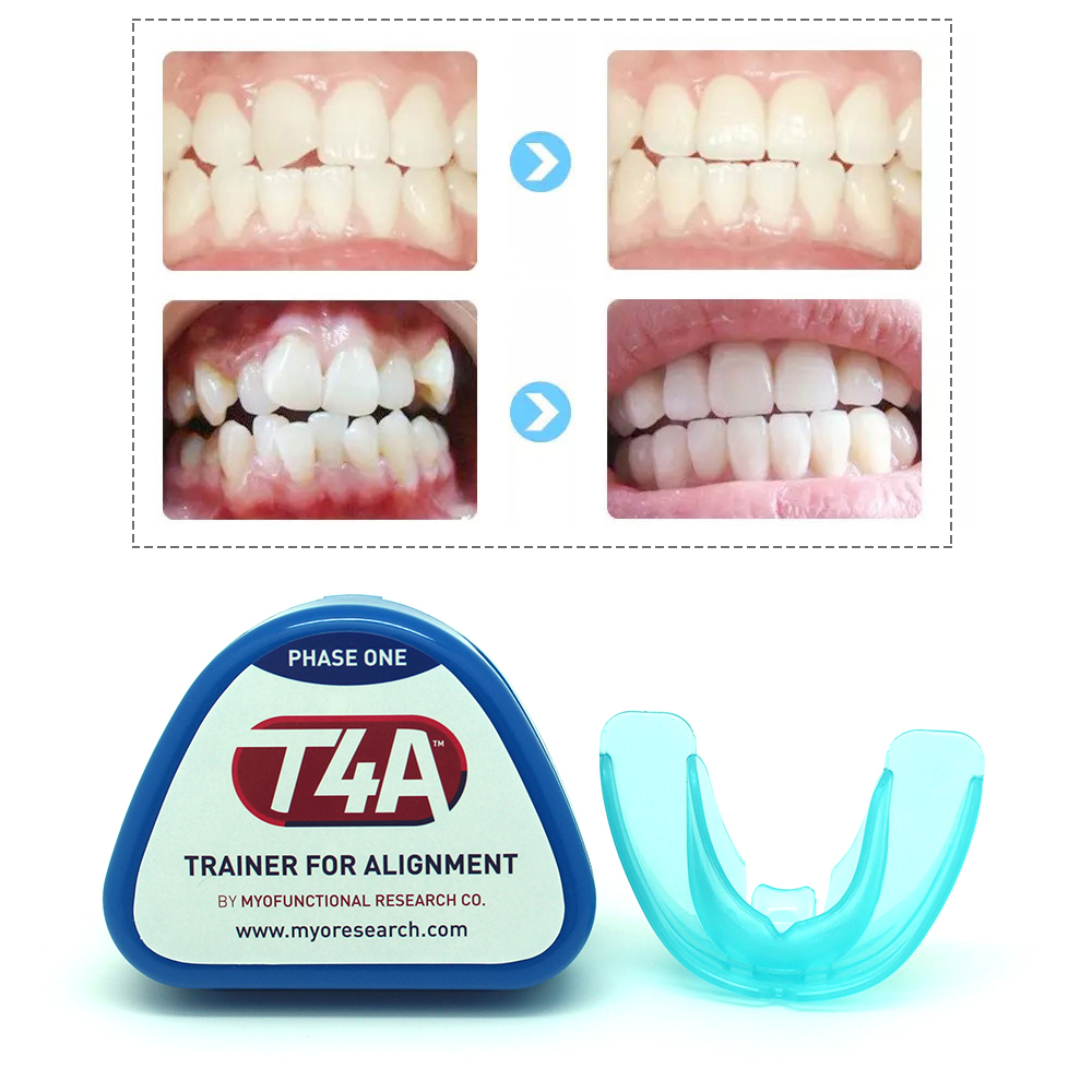 1pcs adult tooth retainer dental appliance invisible orthodontic braces buck teeth anti molar teeth braces tooth care