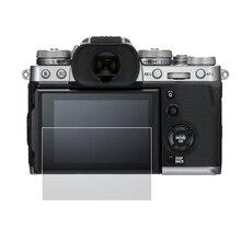 Самоклеящееся защитное покрытие ЖК-экрана из закаленного стекла для камеры Fujifilm Fuji X-T3 XT3