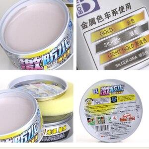 Image 4 - Qaulity produtos de cuidados com o carro manutenção automotiva universal duro pintura a cera pintura carro polimento corpo sólido à prova dwaterproof água cera