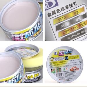 Image 4 - Top Qaulity Autopflege Produkte Automotive Wartung Universal Fest Autolack Wax Farbe Auto polieren körper feste Wasserdicht wachs