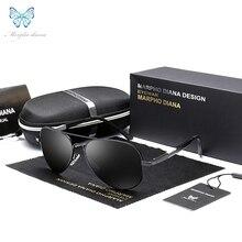 New Fashion Men's Sunglasses Polarized Sun Glasses Male Driving Outdoor Eyewear Accessories