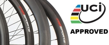 ( UCI Approval ) Pro Carbon Wheels from Farsports 30mm 38mm 50mm