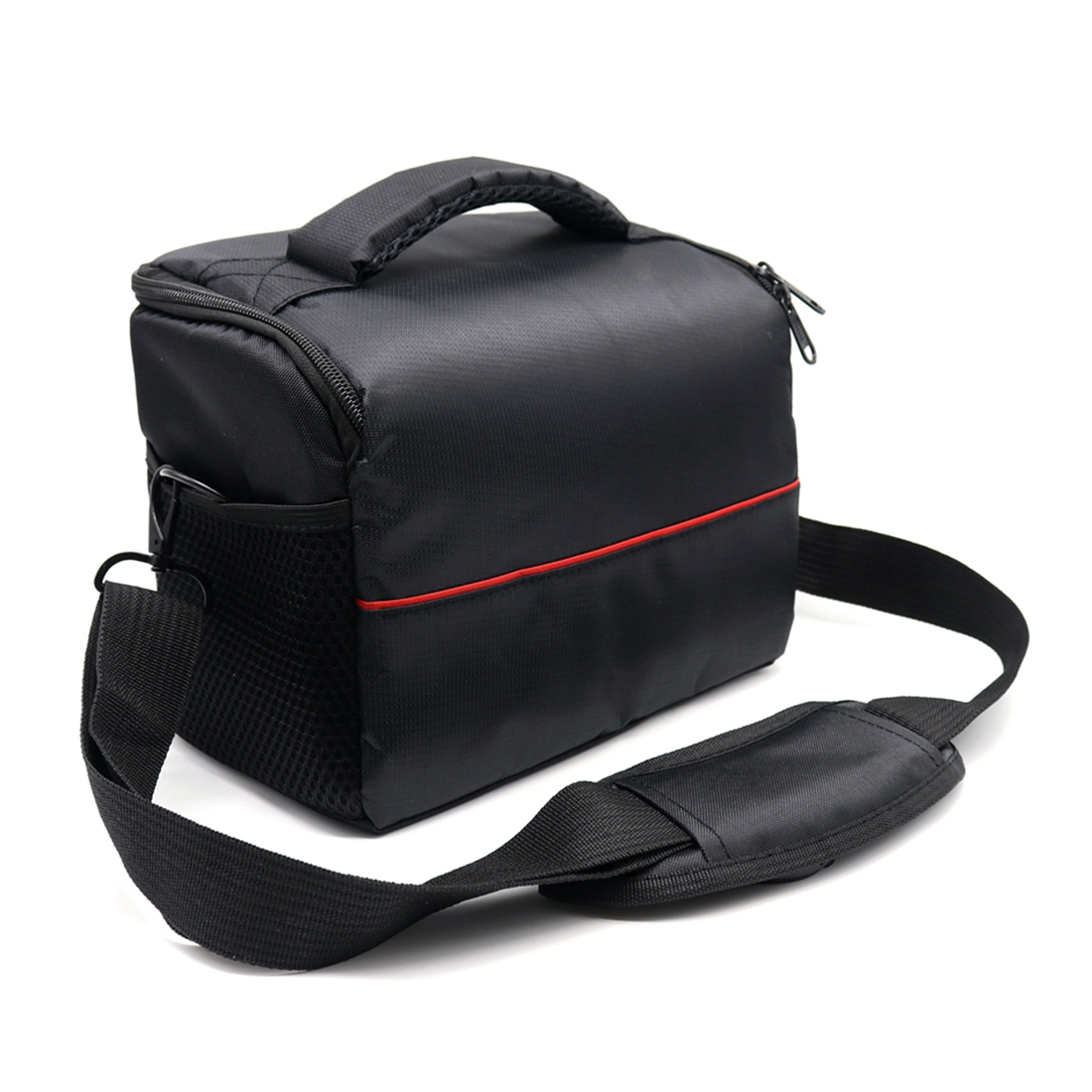 Waterproof Camera Case Bag for Canon EOS 1300D 1100D 1200D 550D 700D 600D 650D 750D 5D Mark II IV T6i T5i Shoulder Bag JUN14 huwang photo backpack dslr camera bag for canon 1300d 750d 60d 1200d 1100d 7d 6d 5d mark iv iii ii 200d 600d t6 canon camera bag