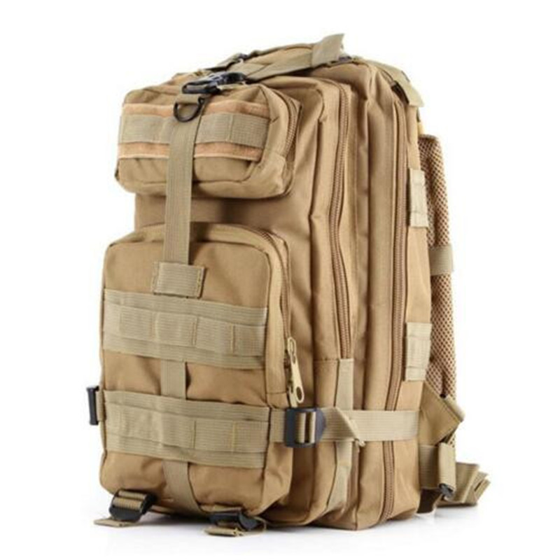 Fashion bag camouflage backpack army fan bag high grade shoulders wearproof bag 3 p tactics Ultra Popular leisure