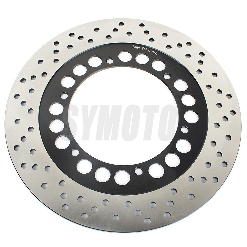 Motorcycle Rear Brake Rotor Disc For Yamaha FJ1100 FJ1200  FJR1300 S T 2004-2013 XVS1100 V-Star Classic XV1700 V Max VMX12 1200