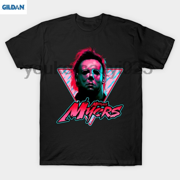 GILDAN Michael Myers Stay Rad. T-Shirt