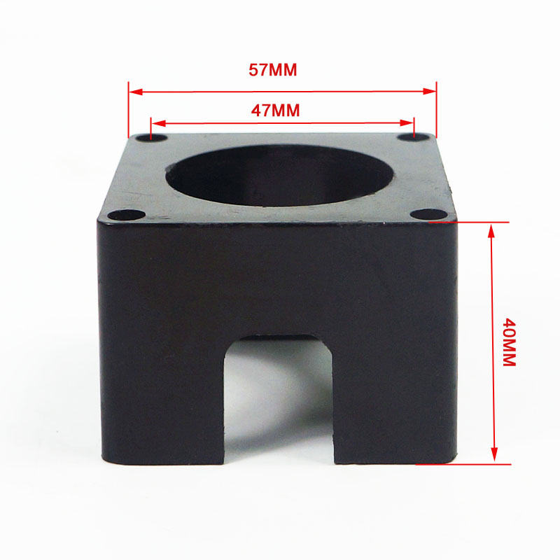 CNC NEMA23 57 Stepper Motor Plastic Base Bracket Mount Seat Parts