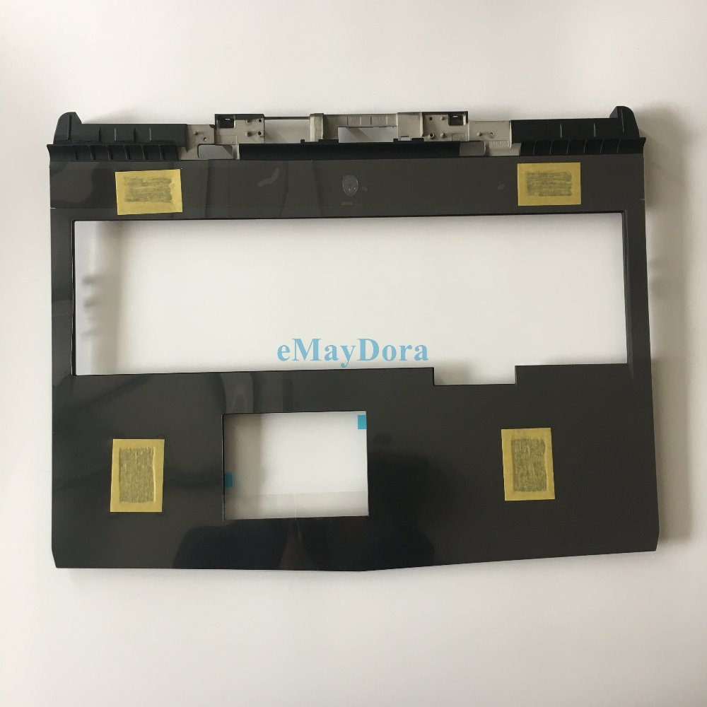 New emay GAAHOO laptop parts for DELL ALIENWARE 17 R4 Palmrest  bottom base 08G7X7  8g7x7 new laptop speaker for dell for alien 17 r2 m17x speaker pk23000pp00 cn 0c4r39 0c4r39 left
