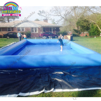 Water fun inflatable cchild pool,outdoor swimming pools ,giant inflatable unicorn pool float for kids,inflatable pool