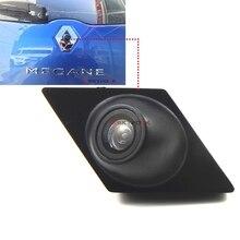 Wide Angle CCD Front Emblem Camera Logo View Camera for Renault Koleos 2013 Night Vision