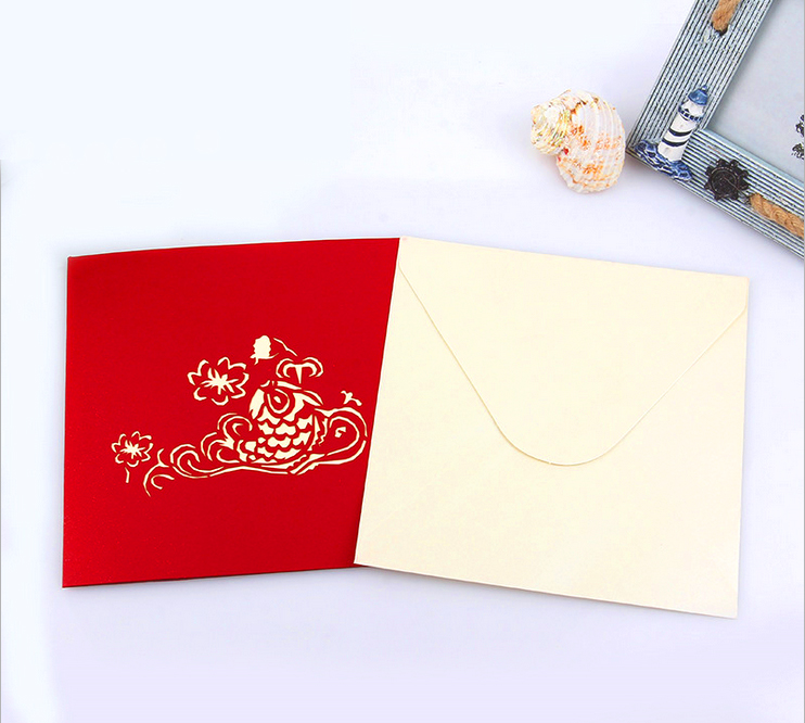 2017 fashionable papercraft handmade 3d wedding invitation cards 2017 fashionable papercraft handmade 3d wedding invitation cards wholesale supplies pop up greeting new arrival gift card in cards invitations from home m4hsunfo