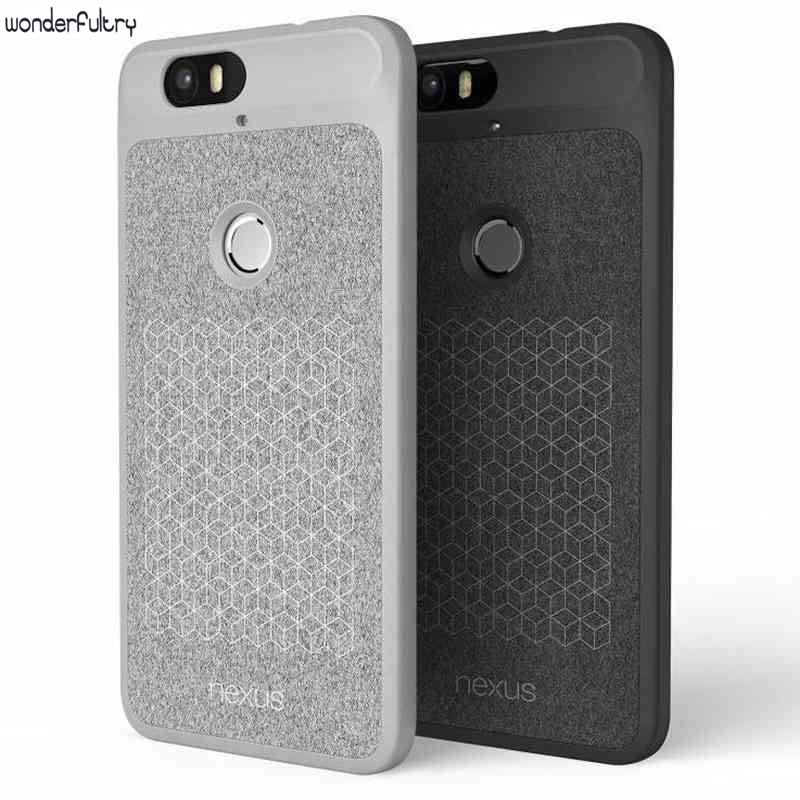 TPU Original Cases Capa For LG Google Nexus 5X TPU Case Official back Cover For HuaWei Google Nexus 6p with retail box wholesale