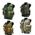 police gear Deluxe Airsoft Tactical Combat Mesh Vest CP CAMO gilet tactique police colete tatico militar equipamentos policiais