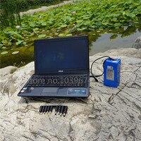 Литий полимерный Li pol 18 В, 19 В, 20 В 10ah перезаряжаемый аккумулятор для Ноутбуки Power Bank 5 В USB понижающий преобразователь и 10 вилки и зарядное устр