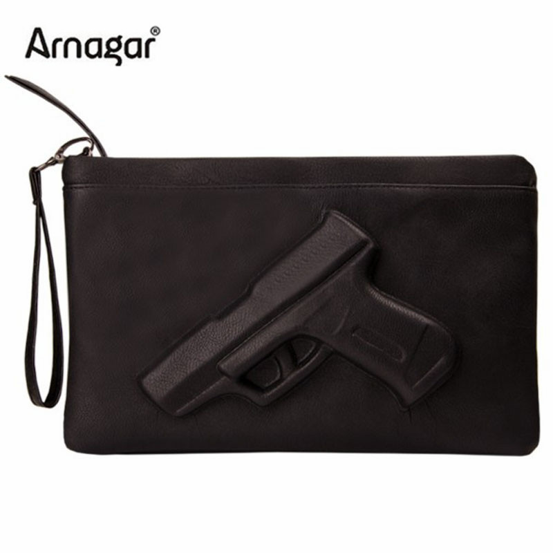 Aliexpress.com : Buy Arnagar 3D Print gun bag women messenger bags ...
