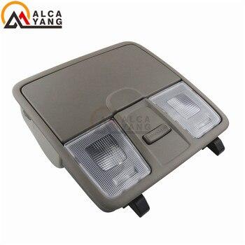 Über Kopf Konsole Lampe Assy für Hyundai-2011-2015 Accent Solaris Verna Veloster 928001R000 Standard Sonnenbrille Karte Lampe Montage