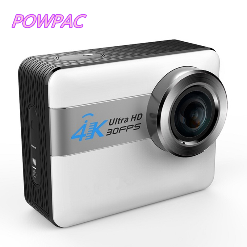 2017 N6 4K Ultra Camera HD 170 Degree Wide View Angle WiFi 4K 2 Screen Action Camera HD Sports Camera with Box DHL Free 2017 original eken h9r sports action camera 4k ultra hd 2 4g remote wifi 170 degree wide angle