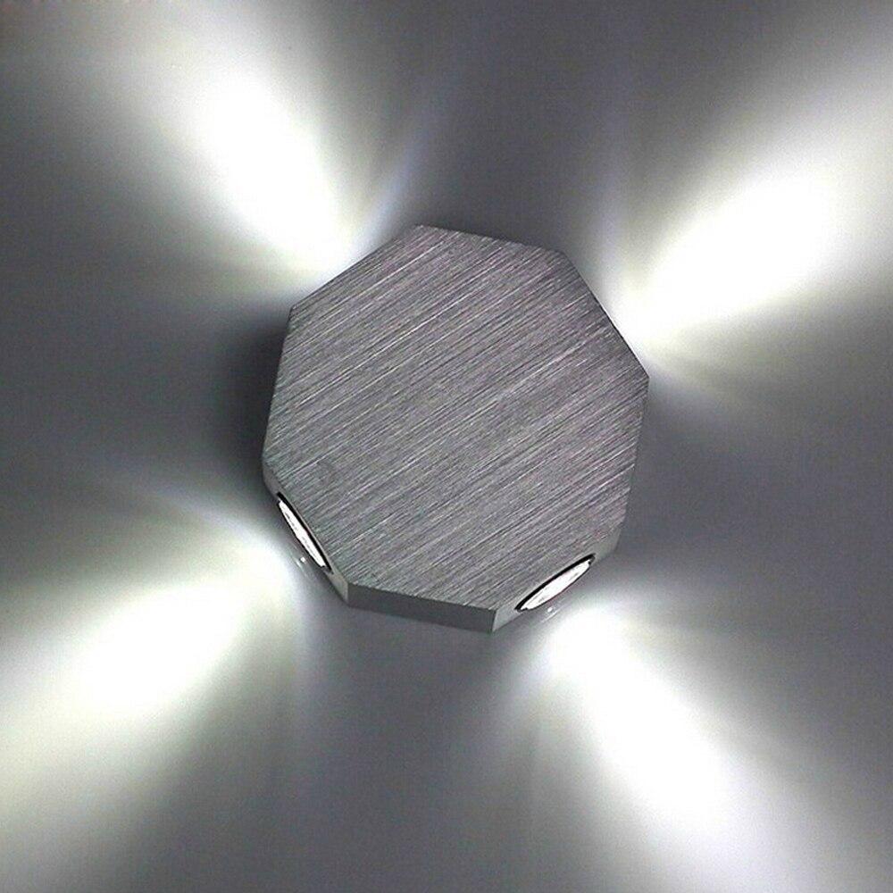 220 V 4 Watt LED Wandleuchte Moderne Korridor Licht Fr Flur Treppe Halle Porch Gehweg Wohnzimmer