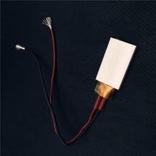 2 pz Elemento Riscaldante Accessori Asciugacapelli Bigodini Riscaldatori  Ptc Riscaldatore 80-220 Gradi Celsius 12 aaccd3921f0