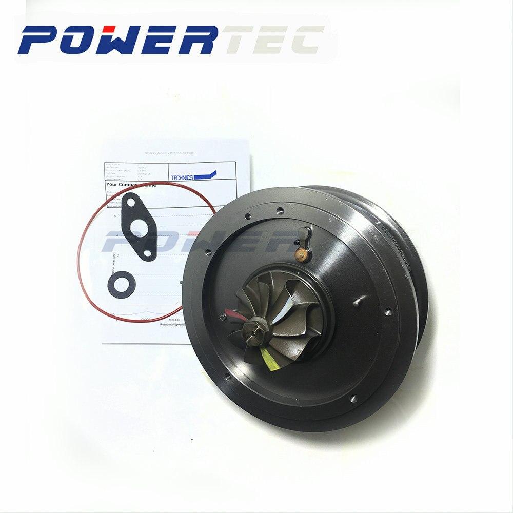 купить Turbocharger GTB2260VK turbo cartridge CHRA core 758351 for BMW 525D 525XD 530D 530XD 730D 730LD E60 E61 E65 E66 231HP / 235HP по цене 5385.4 рублей