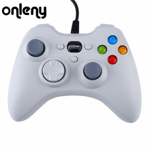 Onleny Wired USB Vibration Gamepad Joystick Game Pad Multifunctional Controller For PC Laptop Computer For Xbox360 Joypad